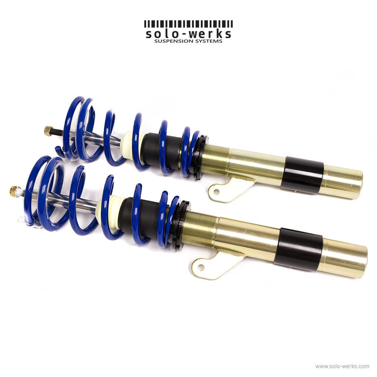 Solo-Werks S1 Coilover - BMW F31 3 Series, F34 GT, F33/34 4 Series, without EDC - V-Tech Australia | VW & Audi Performance Parts