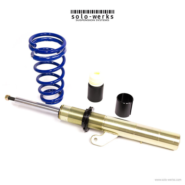 Solo-Werks S1 Coilover - BMW F20/21/22 2 Series, F30 3 Series, & F32 4 Series, without EDC - V-Tech Australia | VW & Audi Performance Parts