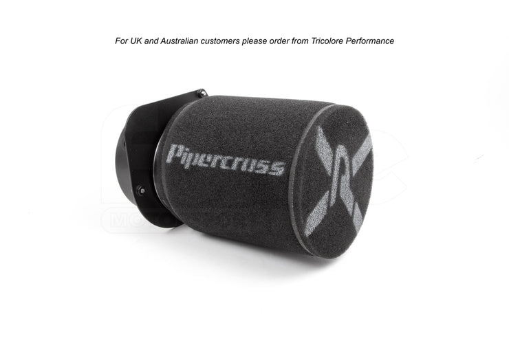Forge Motorsports Mercedes A45/CLA45/GLA45 AMG Intake Filter and Adaptor - V-Tech Australia | VW & Audi Performance Parts