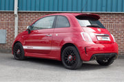 Scorpion Non Resonated Cat Back Exhaust Fiat 500/595/695 Abarth - SFT005 - V-Tech Australia | VW & Audi Performance Parts