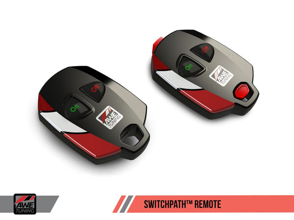 AWE TUNING SWITCHPATH™ REMOTE Audi S3 8V/ MK7 Golf R 1325-11012 - V-Tech Australia | VW & Audi Performance Parts