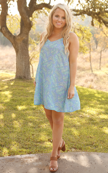 Beachside Belle - Cami Dress