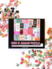 3HH - Puzzle - Busy Being Busy (Multi) - 4 Pack