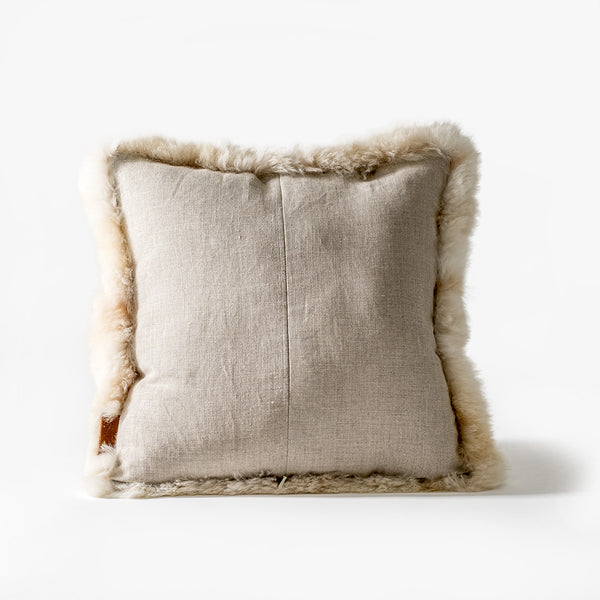 Sandstone Aplaca Cushion Cover