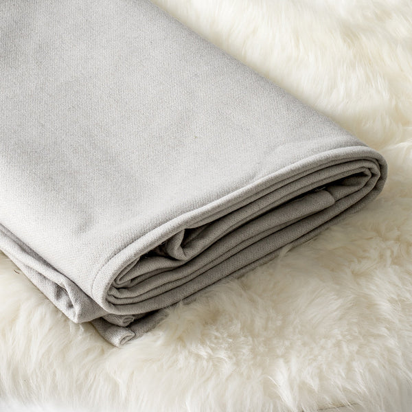 Glacier Wool/Cashmere Throw
