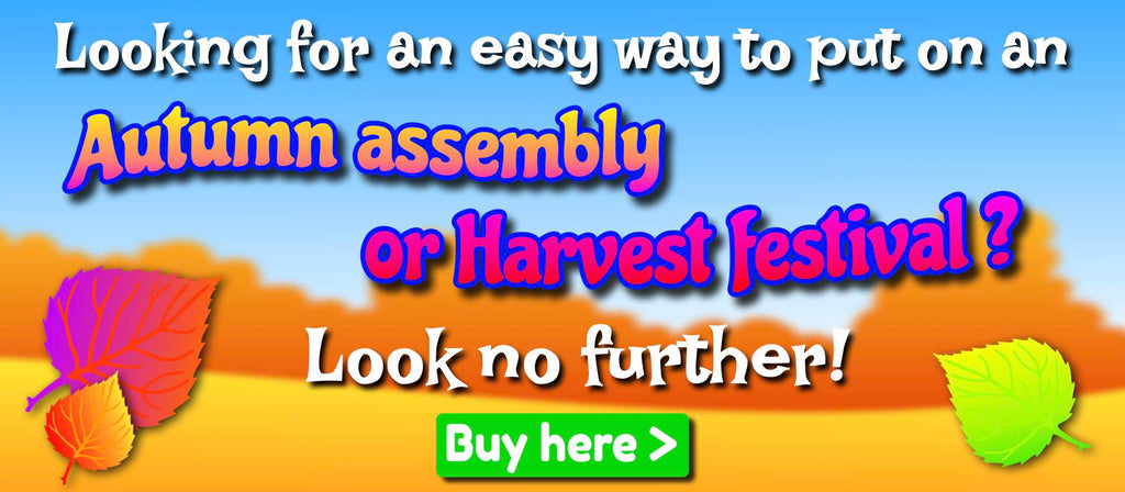Click N Sing AUTUMN HARVEST SONG PACK 2