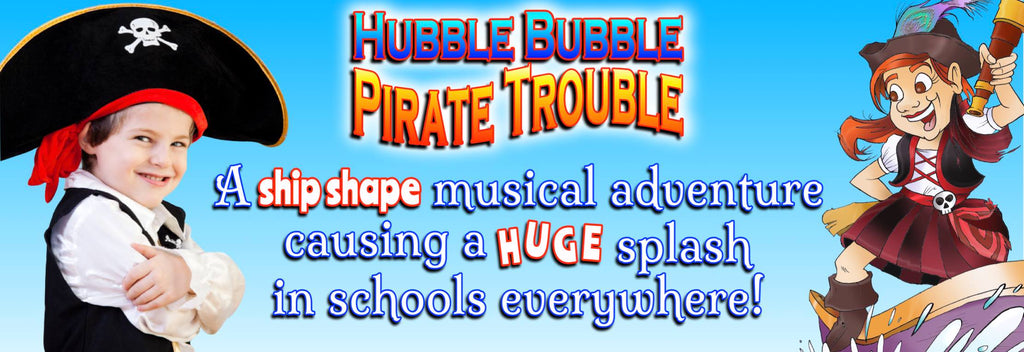 hubble bubble pirate trouble