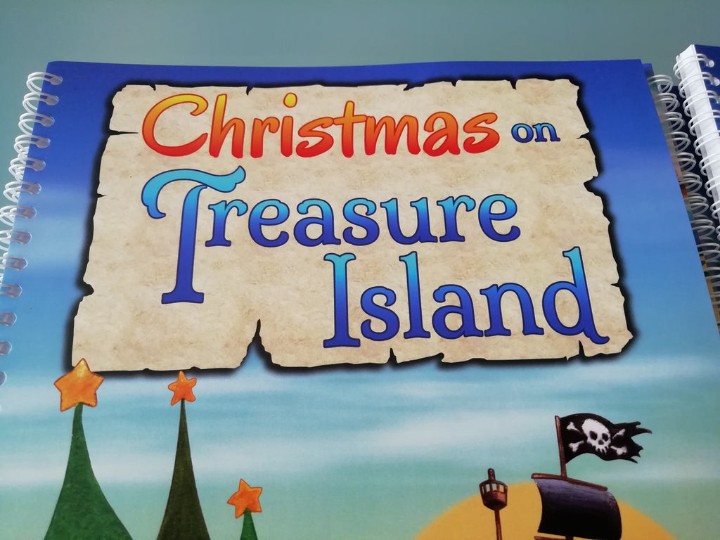 Christmas on Treasure Island
