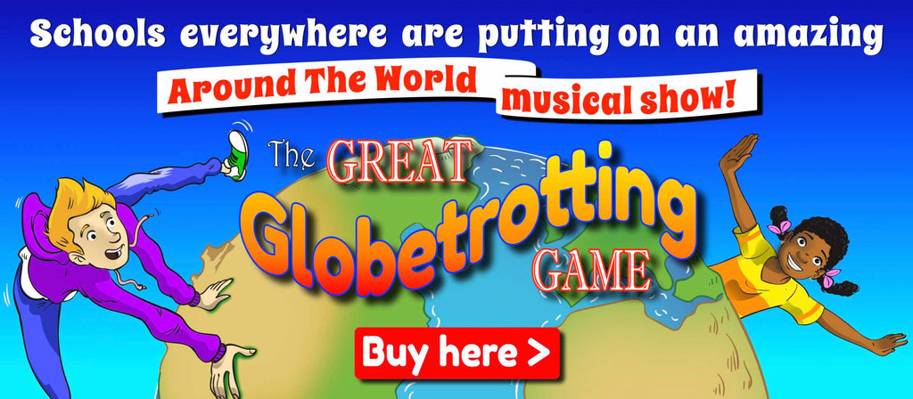 the great globetrotting game