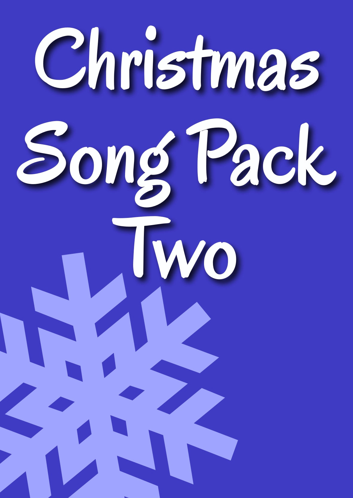 CHRISTMAS SONG PACK FOR SCHOOLS