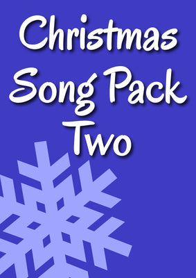 CHRISTMAS SONG PACK 2 (Ages 5+)