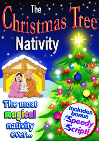 The Christmas Tree Nativity easy primary school play