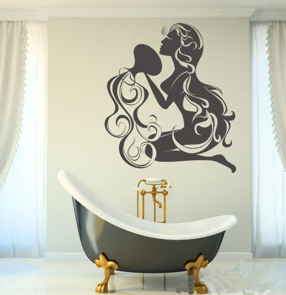 Musée d'Orsay Decal -Lady in the tub (DC005026)