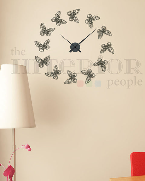 The Butterfly Clock 6 (CL-20)