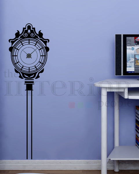 Lamp Post Clock (CL-53)