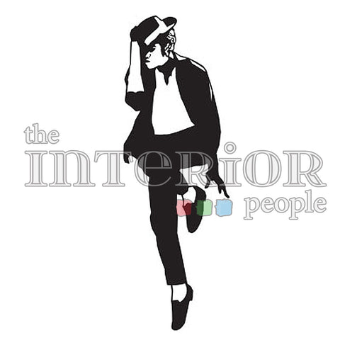 The MJ Wall Decal 3 (DC005073)