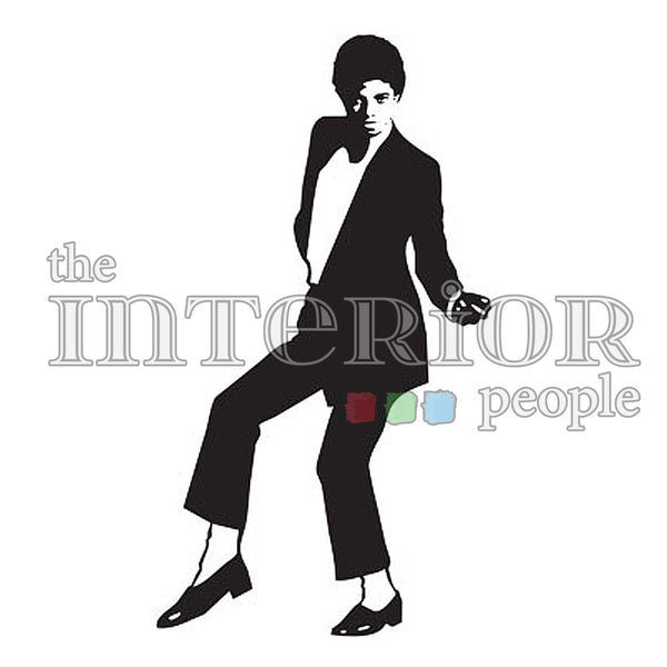 The MJ Wall Decal 4 (DC005074)