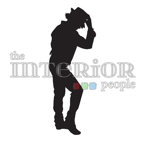 The MJ Wall Decal 5 (DC005075)