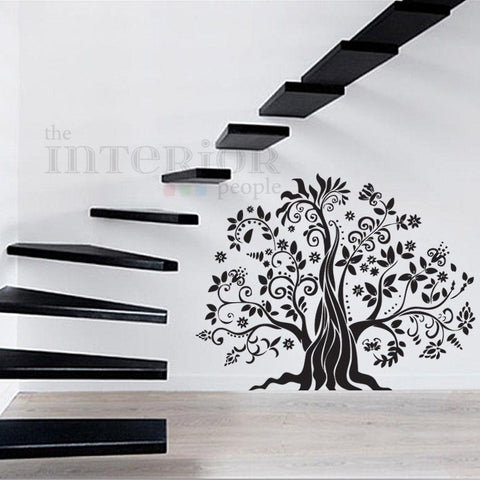 Tree Wall Tattoo 3 (DC005139)