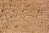 Egyptian hieroglyphics (WM00163)