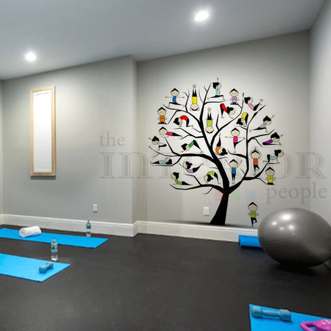 Yoga Tree (WM00171)