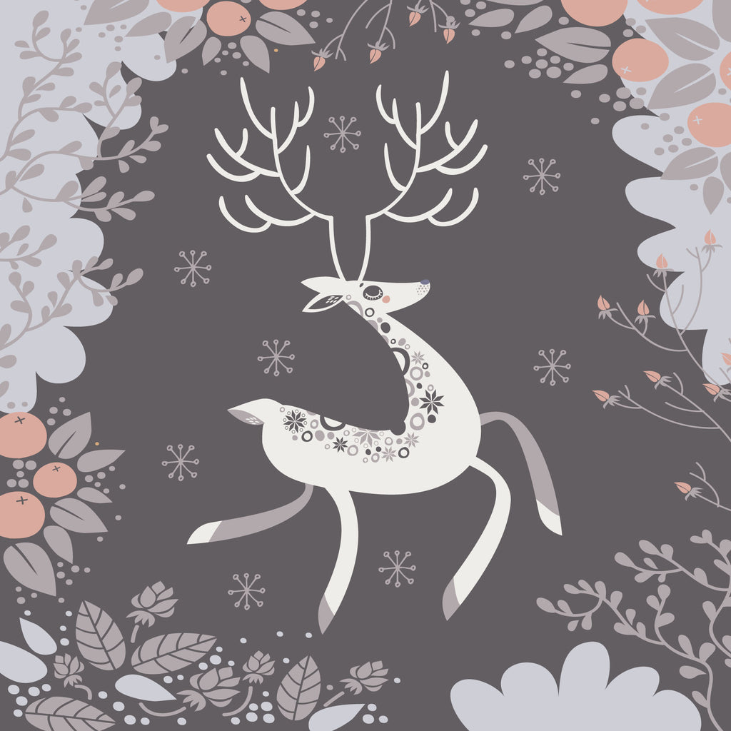 WM00399 (Christmas Deer)