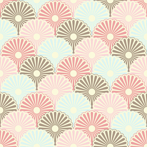 WM00437 (Japanese Vintage WallCover)