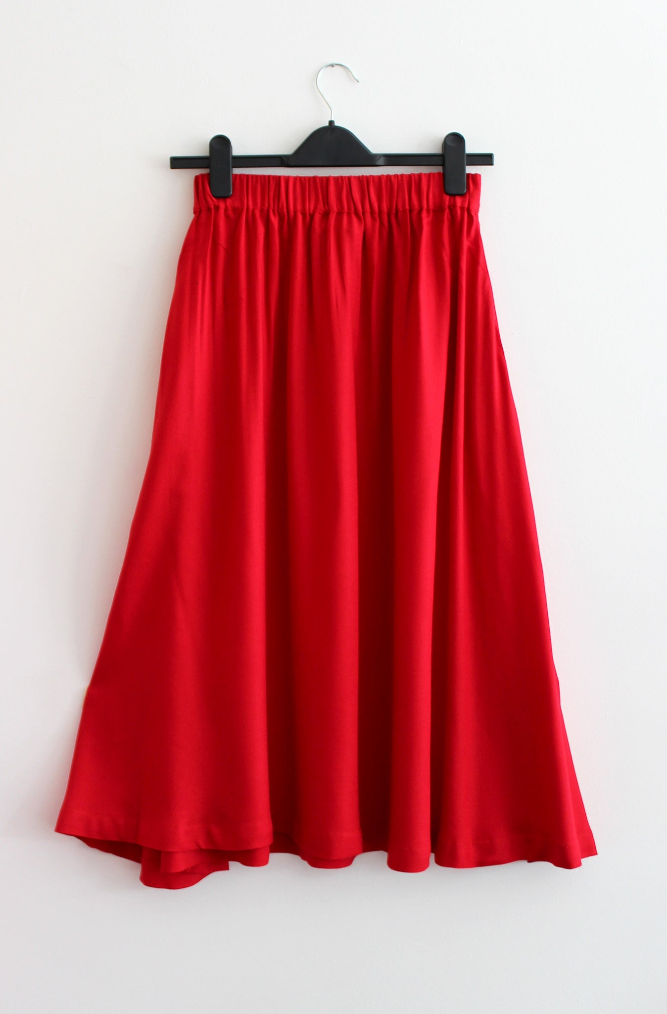 Floaty Skirt : Red