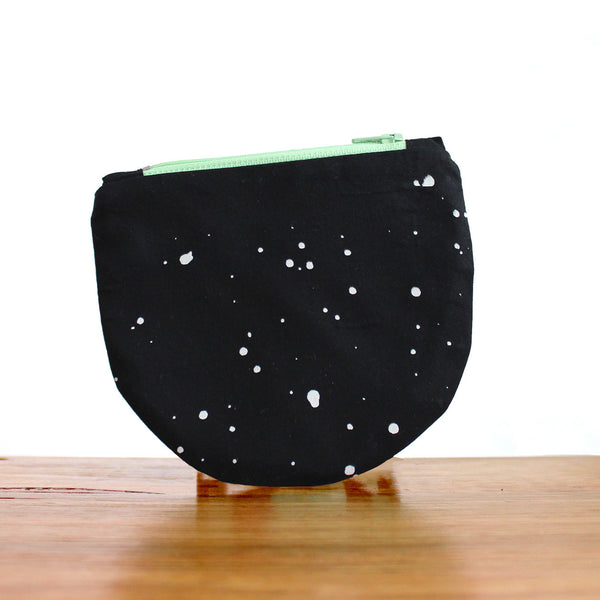 Half Moon Purse : Astronomical