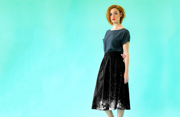 Leap Skirt : Astronomical