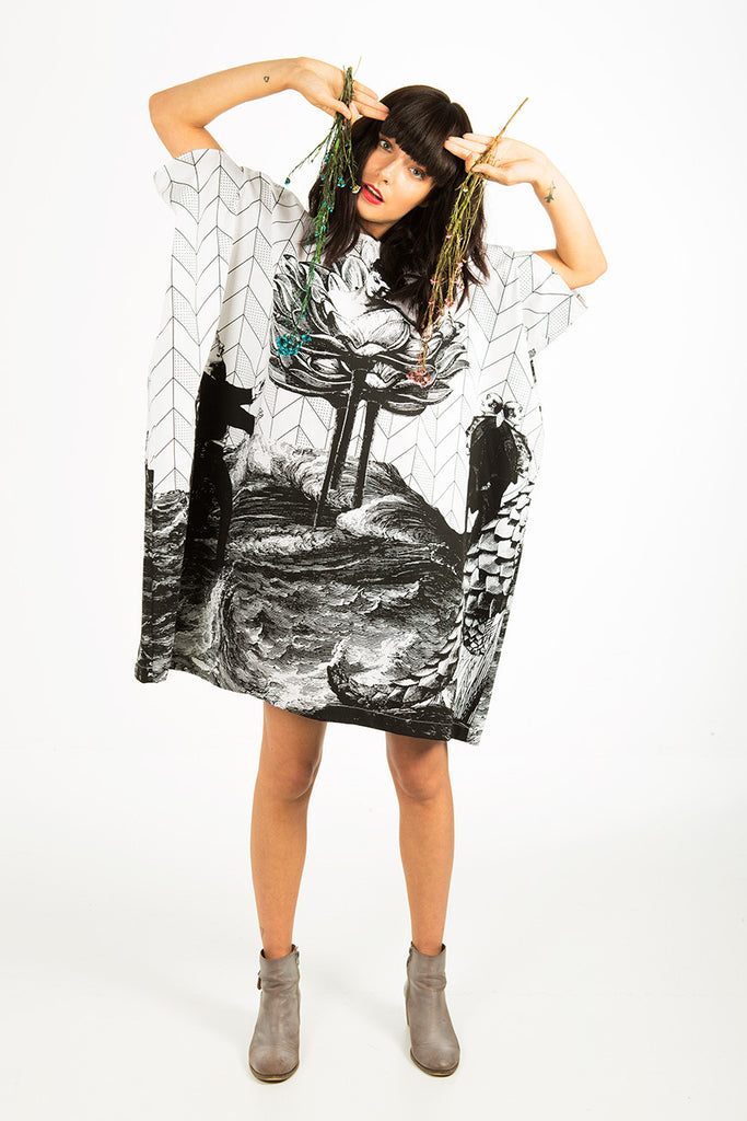 Square Dress : Archipelago