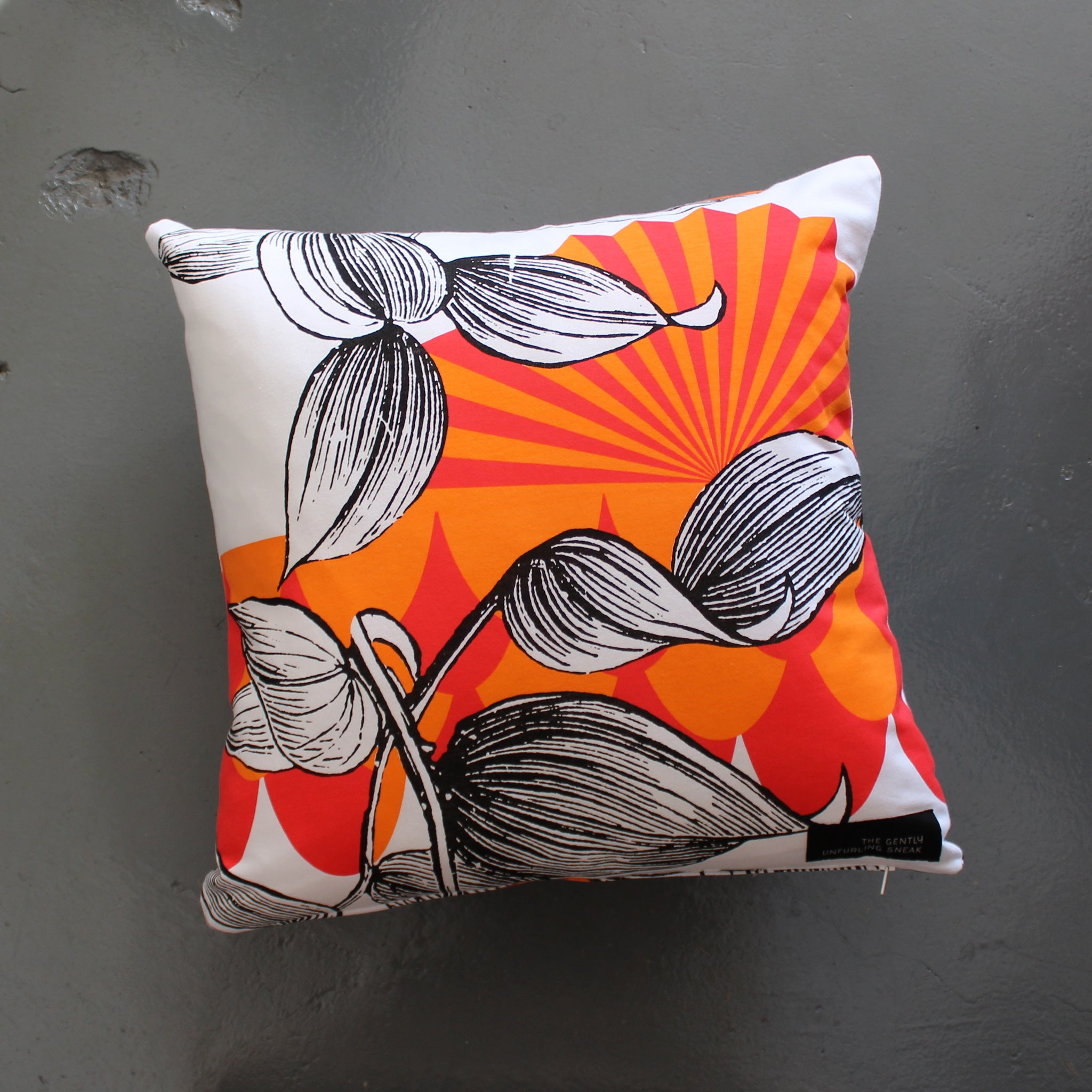 Vines cushion