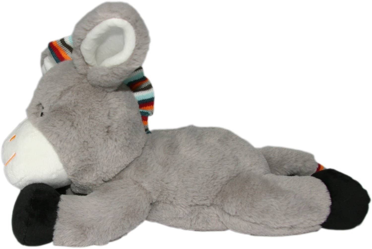Don The Donkey Soft Toy Comforter With Heartbeat Sounds