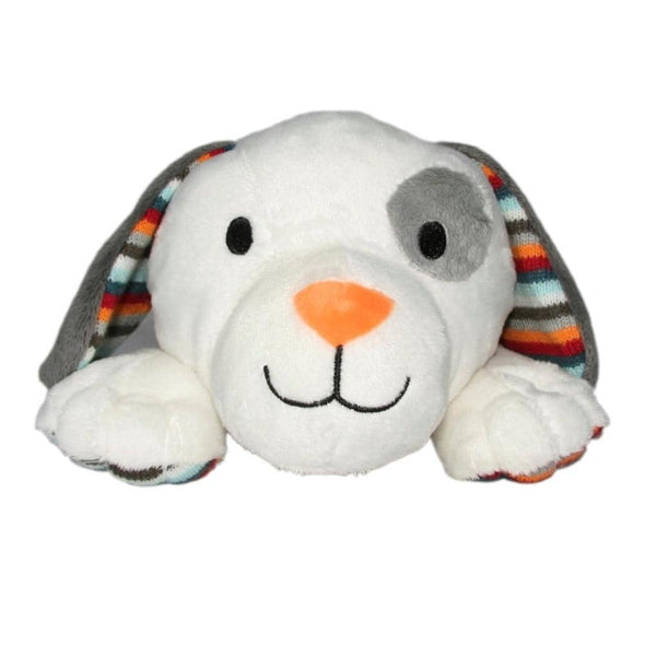 Dex the Dog Soft Toy Baby Comforter with Heartbeat Sounds