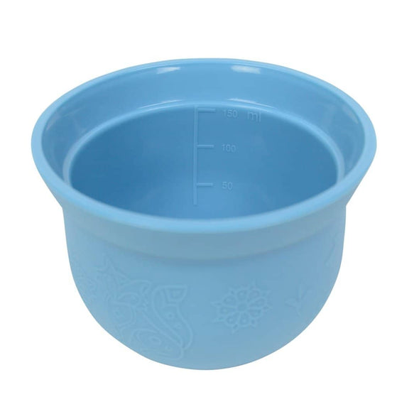 Weanmeister Mini Adora Silicone Bowls 150ml Twin Pack