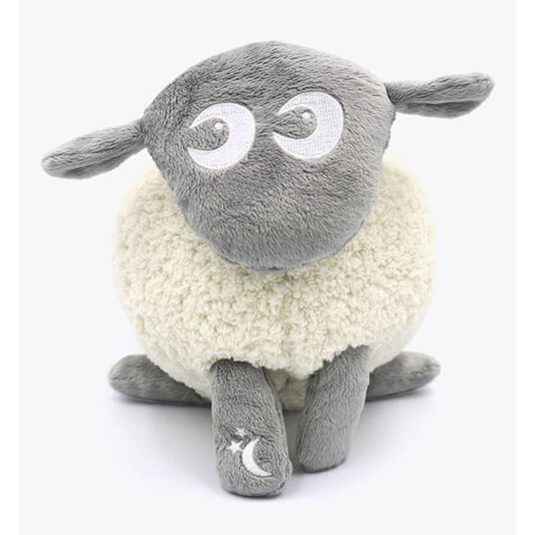 Ewan the Dream Sheep DELUXE - with cry sensor Grey