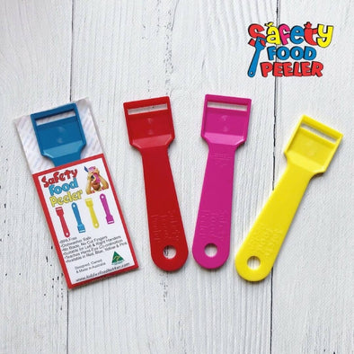 Kiddies Safety Food Peeler