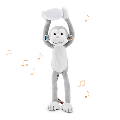 Zazu Soft Toy Nightlight with Melodies - Max