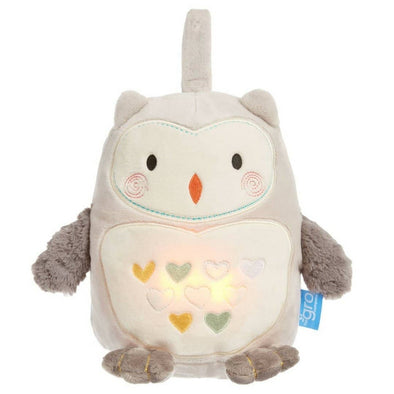 Ollie the Owl Gro Friend - Baby Sleep Companion with Cry Sensor