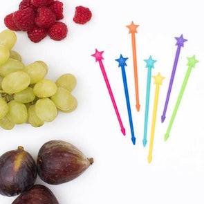 Stix by Lunch Punch - Rainbow fruit kebab sticks