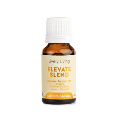 Elevate - Organic Essential Oil Blend 15ml