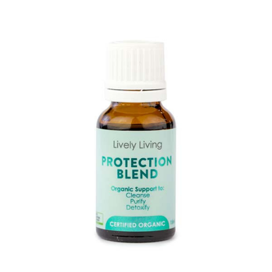 Protection Blend - Organic Essential Oil 15ml