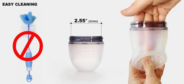 Comotomo Silicone Baby Bottle sale
