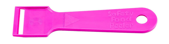 Kiddies Safety Food Peeler pink