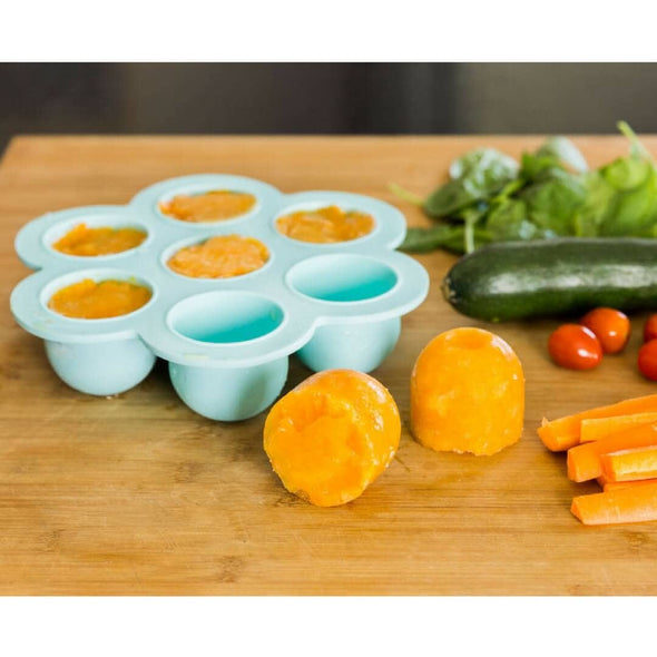 YumBubs Freezer Tray For Homemade Baby Food purees