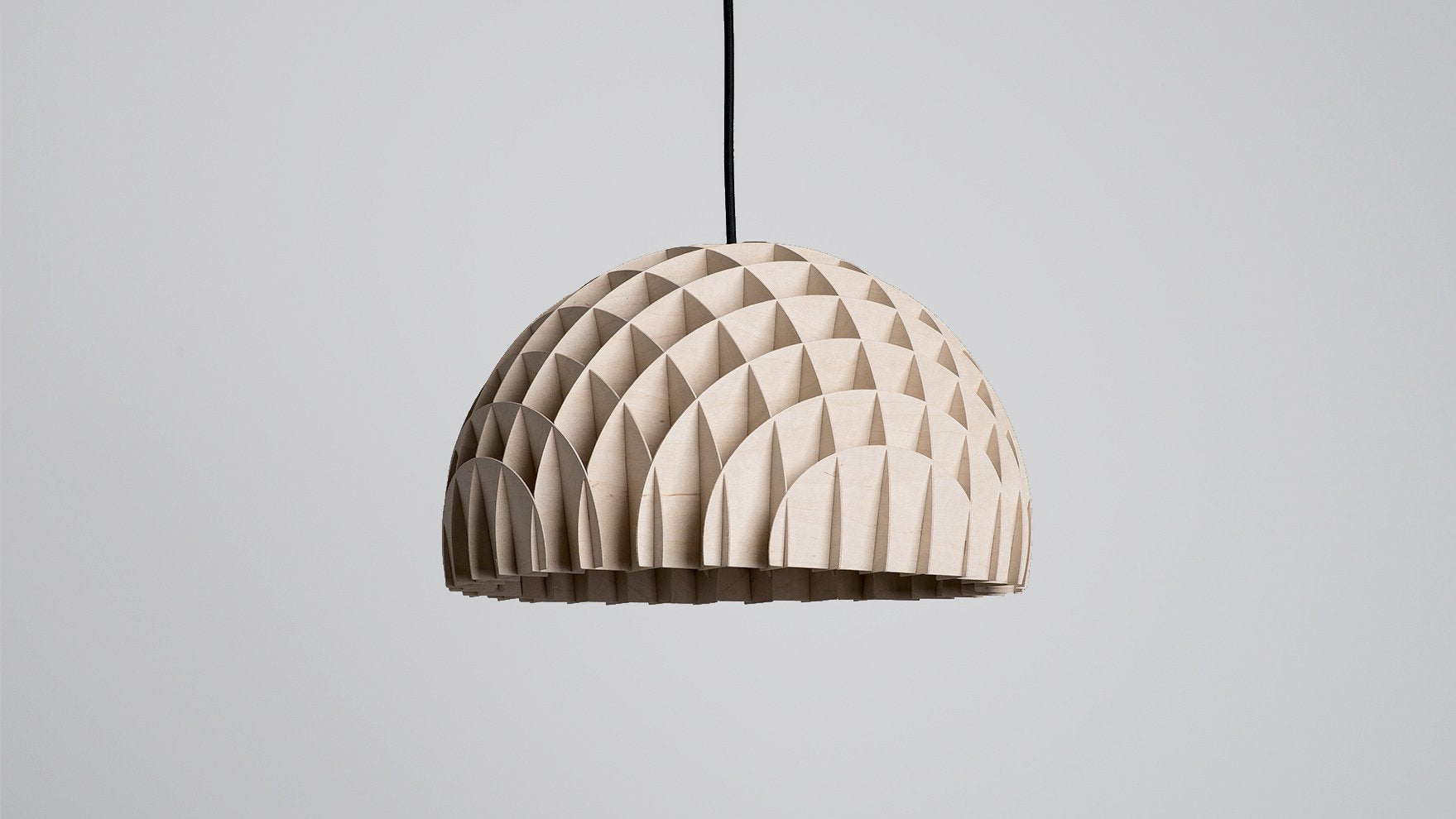 Arc Pendant Plywood
