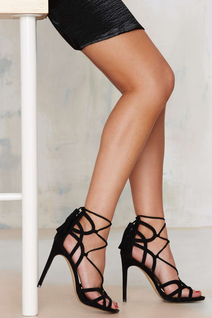 Hot Steps Stiletto