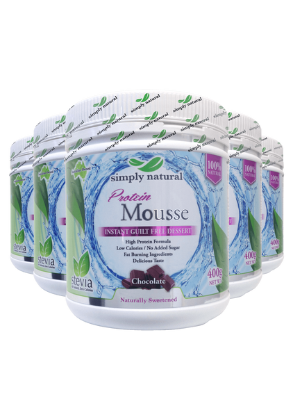 Protein Mousse 5 pack