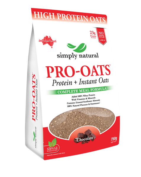 Pro Oats Natural Chocolate