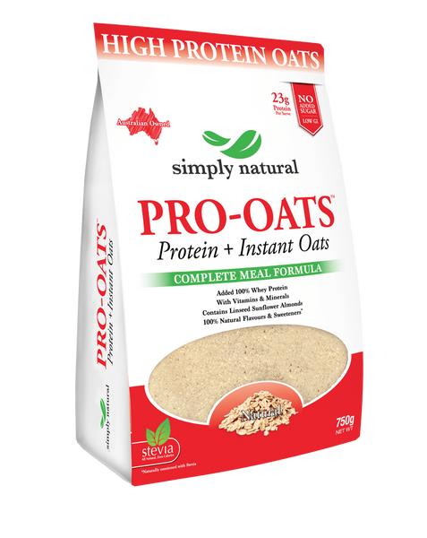 Natural Protein Oats